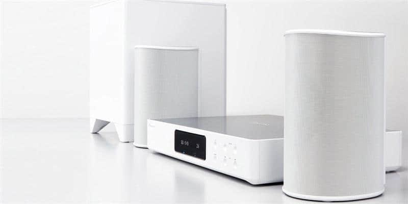 Pioneer FS-W50 Blanc