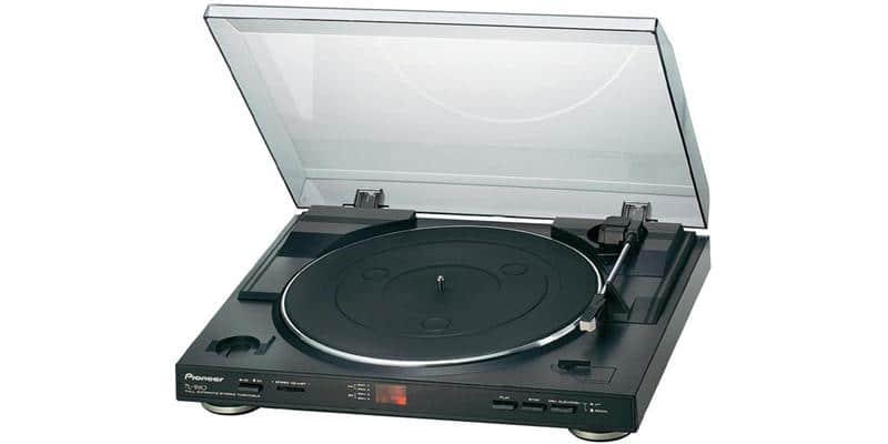 Pioneer PL-990 Noir