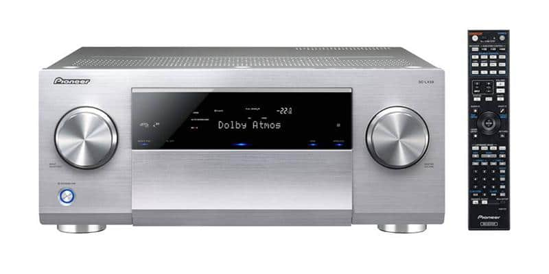 Pioneer SC-LX59 Silver