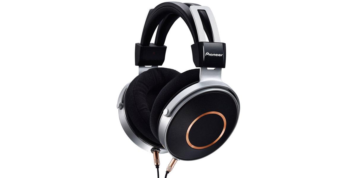 Pioneer SE-Monitor5 Noir