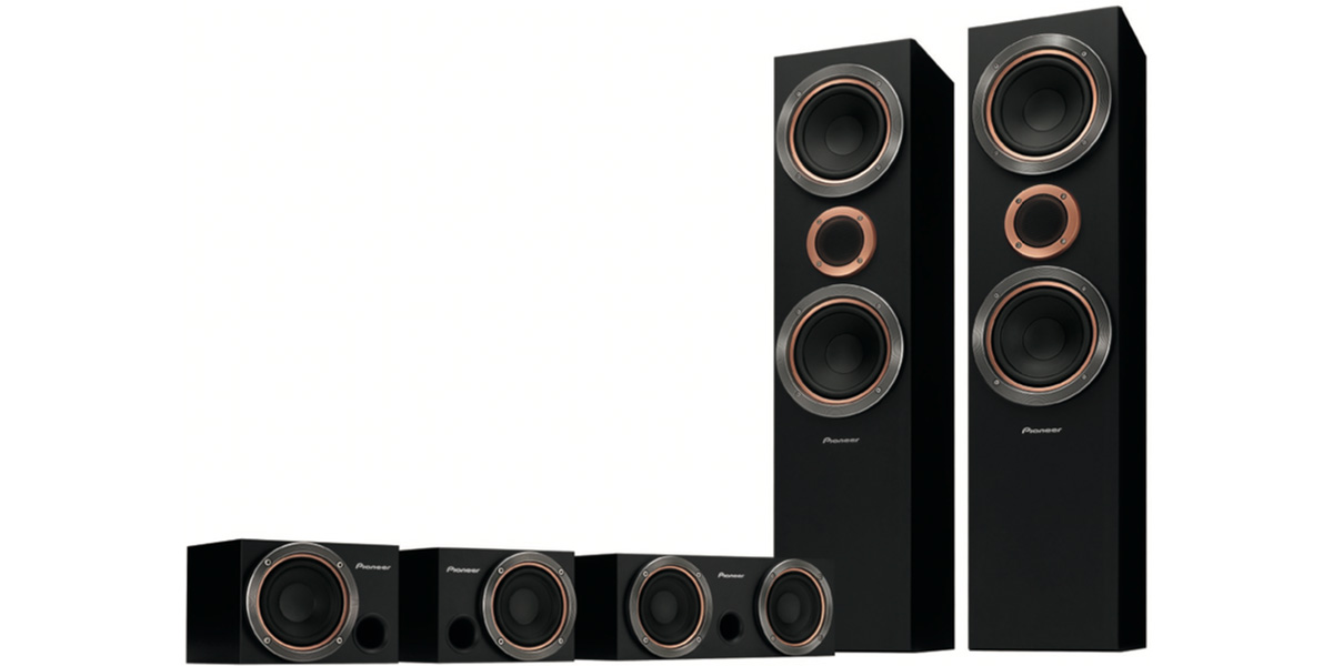 Pioneer S-RS55TB