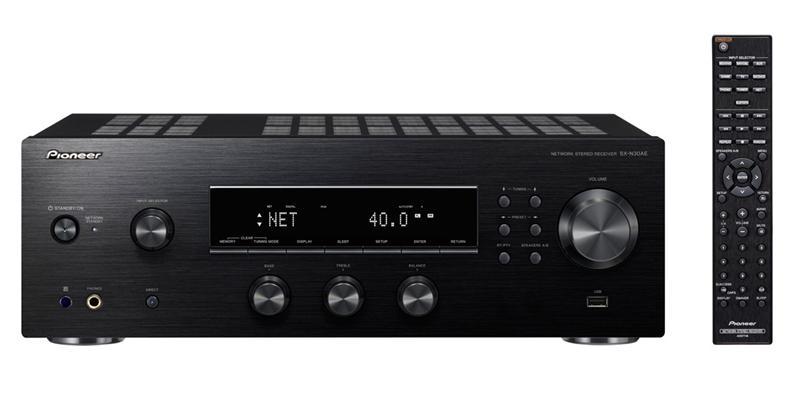 Pioneer SX-N30AE Noir
