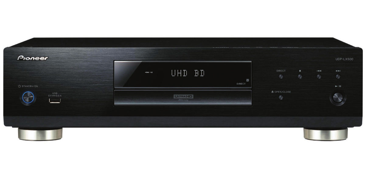 Pioneer UDP-LX500 Noir