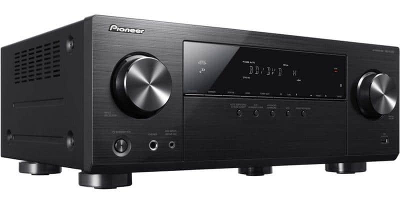 Pioneer VSX-531D Noir