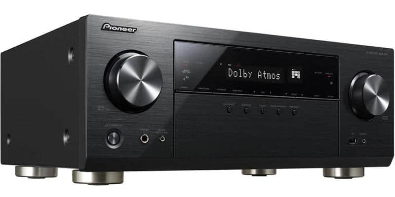 Pioneer VSX-932 Noir