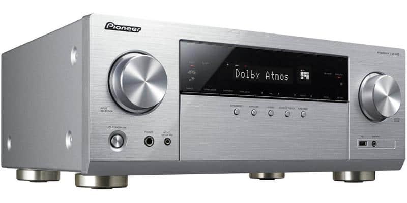 Pioneer VSX-932 Silver