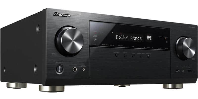 Pioneer VSX-LX302 Noir