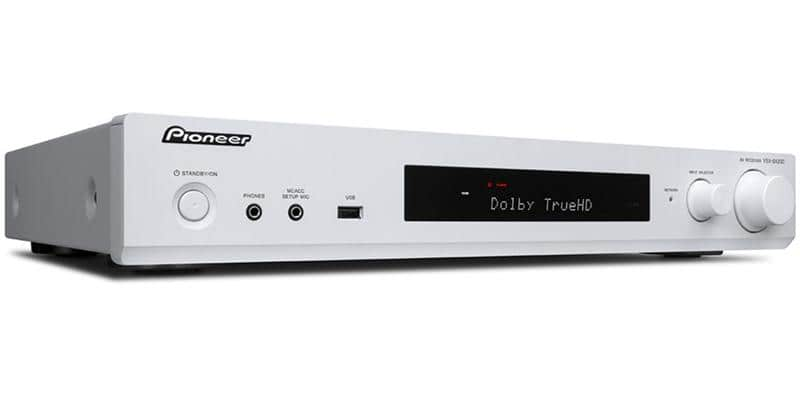 Pioneer VSX-S520 Blanc