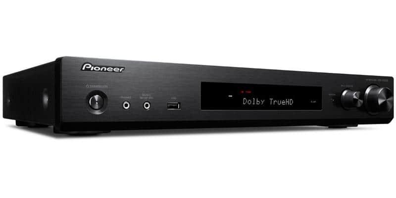 Pioneer VSX-S520 Noir