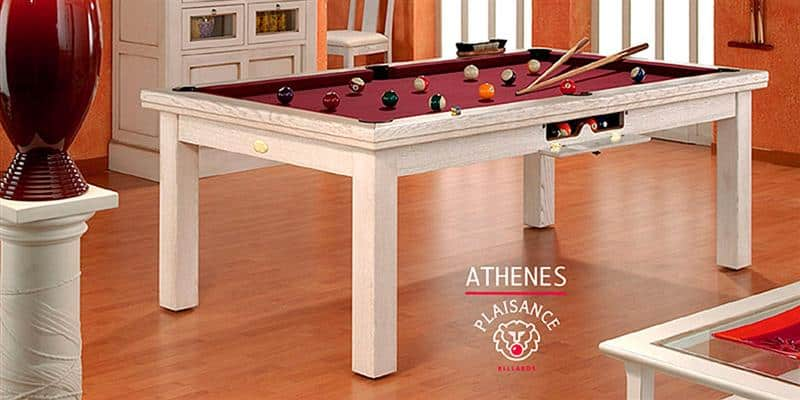 Billards Plaisance Athènes Tapis Bordeaux