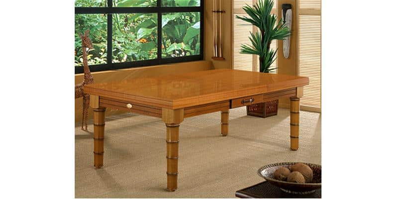 Billards Plaisance Plateau Table Ceylan en Bois