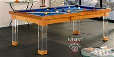 Billards Plaisance Everest Tapis Bleu