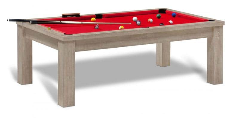 Billards Plaisance Mendoza Tapis Rouge