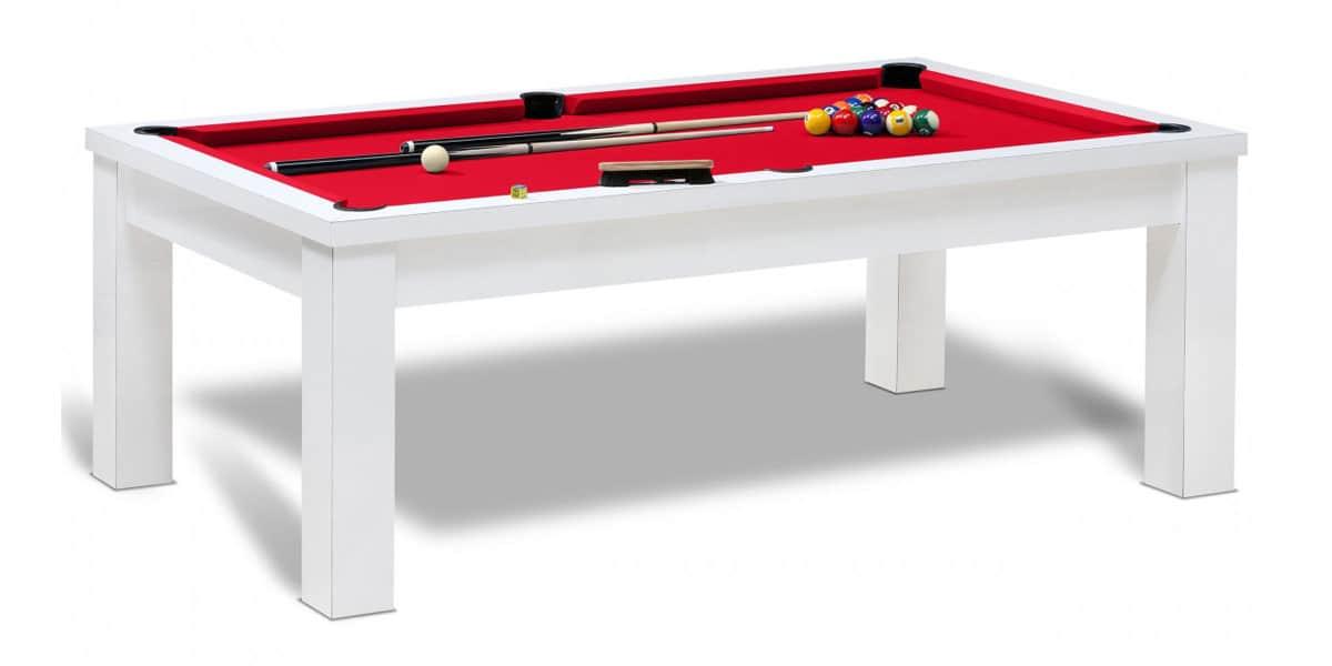 billards plaisance rio tapis rouge tables de billard sur easylounge. Black Bedroom Furniture Sets. Home Design Ideas