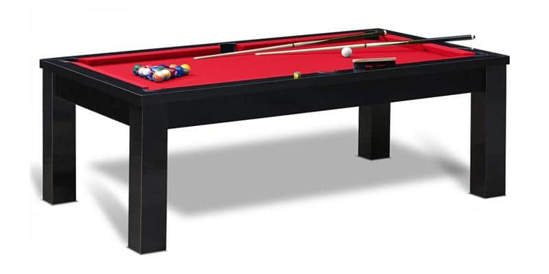 Billards Plaisance Santiago Tapis Rouge