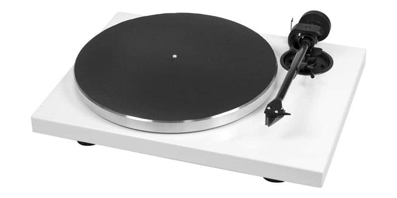 Pro-ject 1-Xpression Carbon Classic Blanc