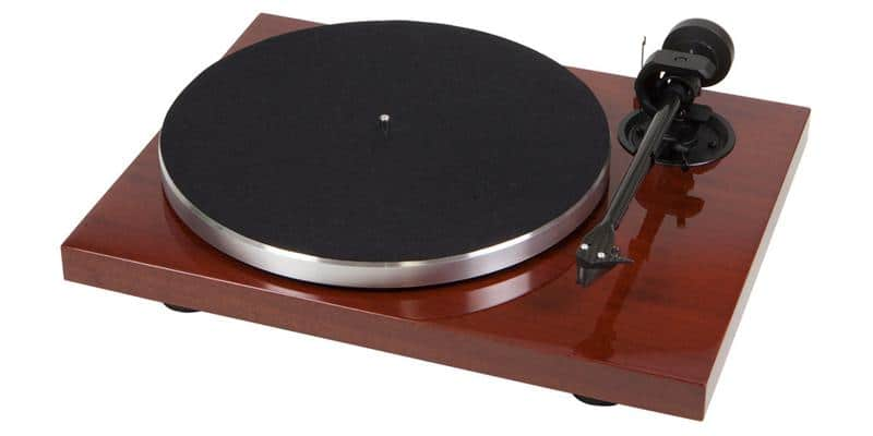 Pro-ject 1-Xpression Carbon Classic Noyer