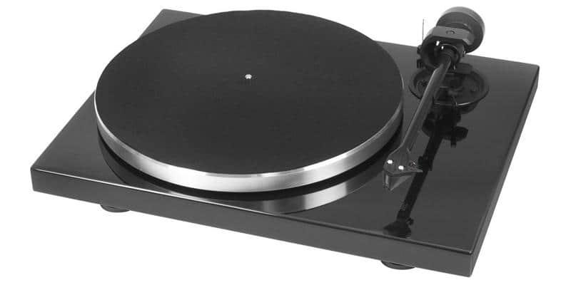 Pro-ject 1-Xpression Carbon Classic Noir laqué