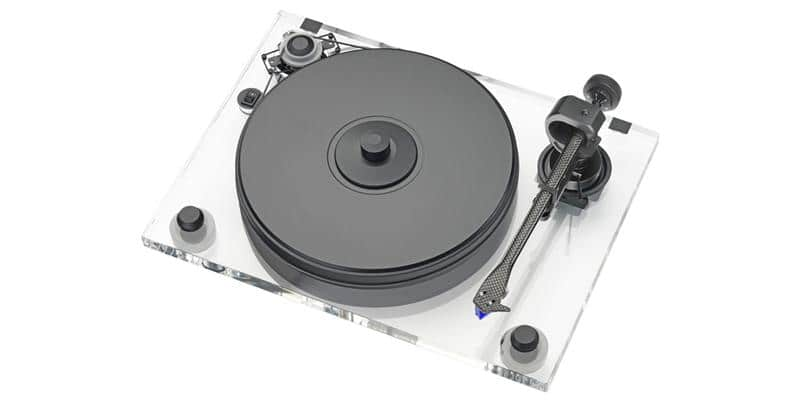 Pro-ject 2 Xperience Acryl DC