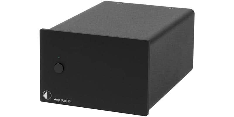 Pro-ject Amp Box DS Noir