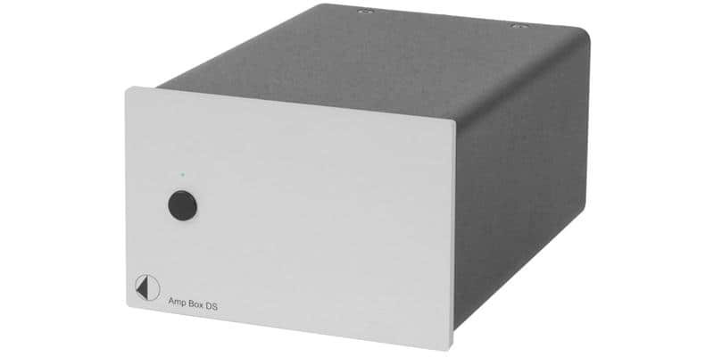 Pro-ject Amp Box DS Silver