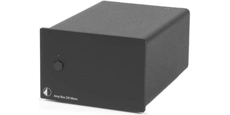 Pro-ject Amp Box Mono DS Noir