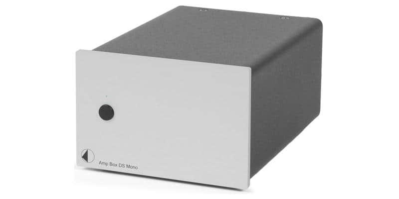 Pro-ject Amp Box Mono DS Argent
