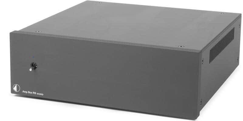 Pro-ject Amp Box Mono RS Noir