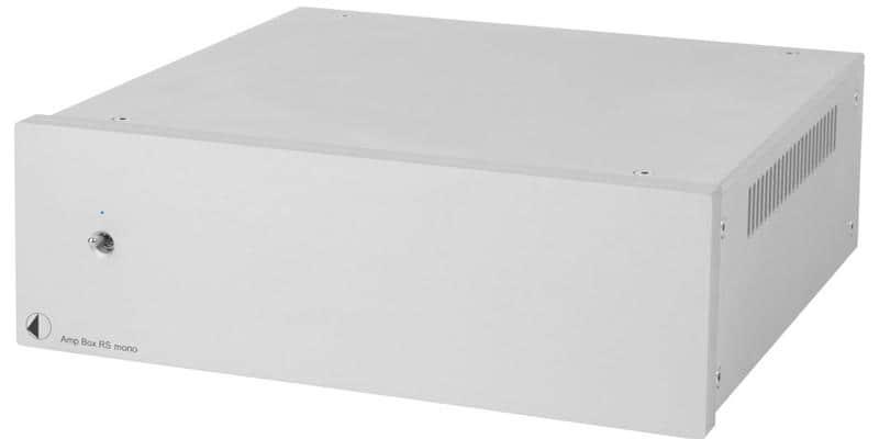 Pro-ject Amp Box Mono RS Silver