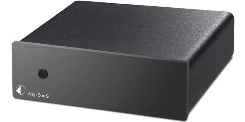 Pro-ject Amp Box Mono S Noir