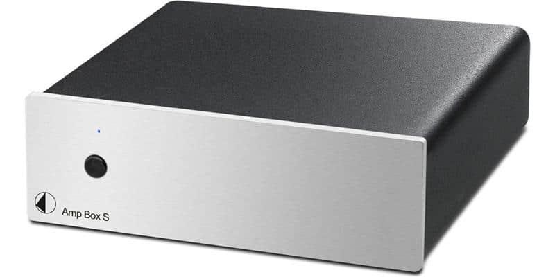 Pro-ject Amp Box Mono S Silver