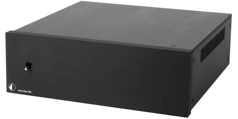 Pro-ject Amp Box RS Noir
