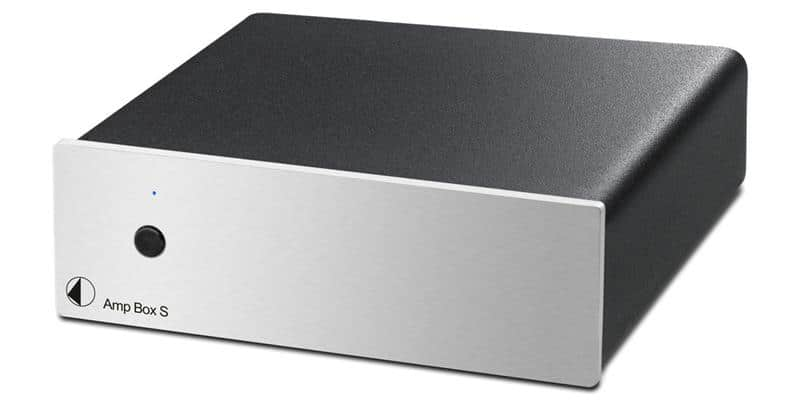 Pro-ject Amp Box S Silver