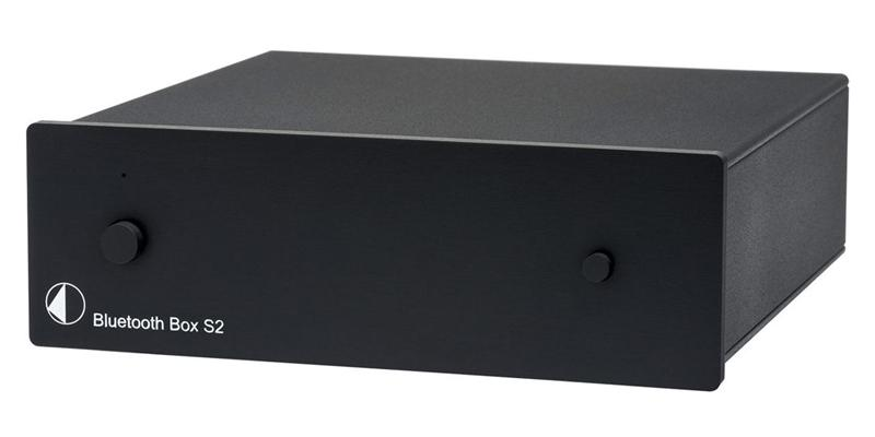 Pro-ject Bluetooth Box S2 Noir