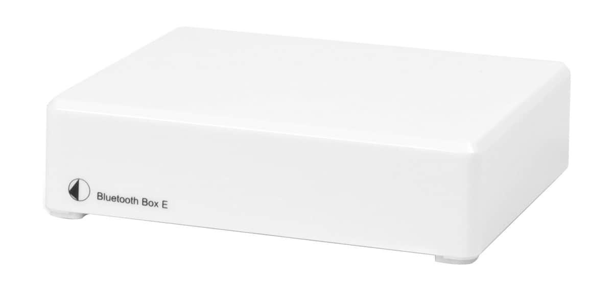 Pro-ject Bluetooth Box E Blanc