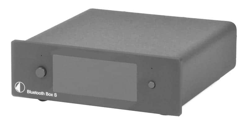 Pro-ject Bluetooth Box S Noir