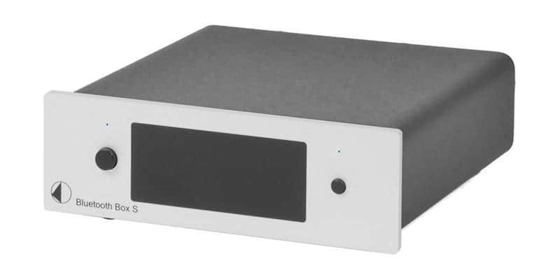 Pro-ject Bluetooth Box S Silver