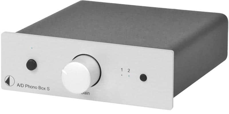 Pro-ject Box S Phono A/D Gris