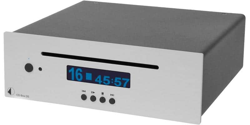 Pro-ject CD Box DS Argent