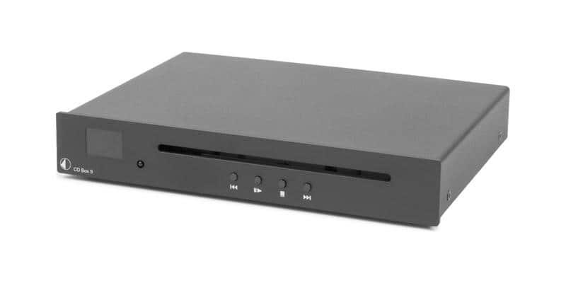 Pro-ject CD Box S Noir