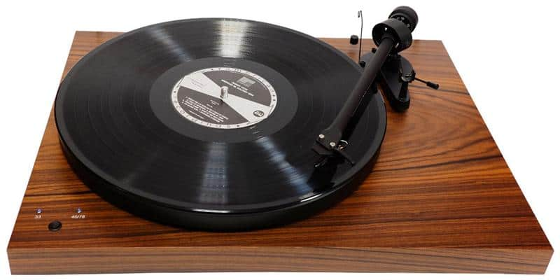Pro-ject Debut 3 Record Master Palissandre