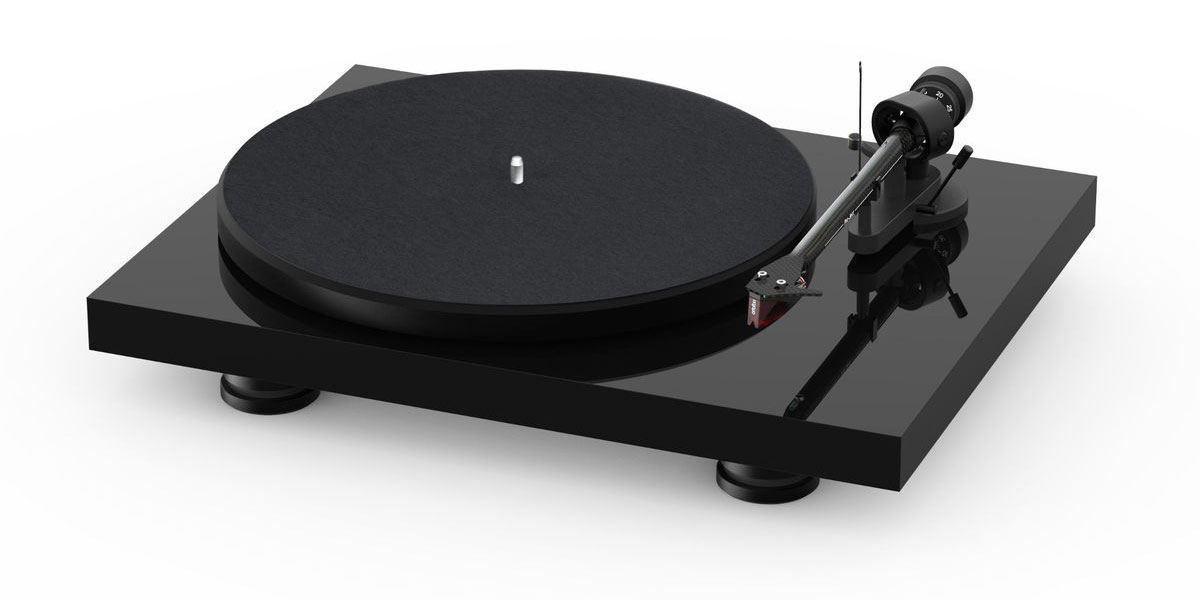 Pro-ject Debut Carbon Evo 2M Red Noir laqué