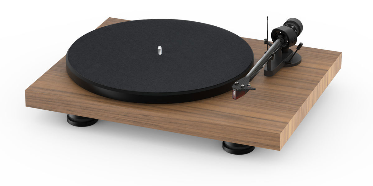 Pro-ject Debut Carbon Evo 2M Red Noyer