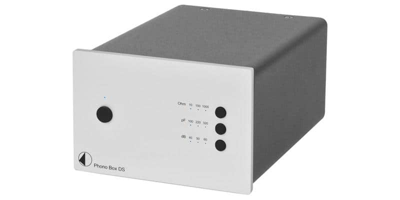 Pro-ject Phono Box DS Argent