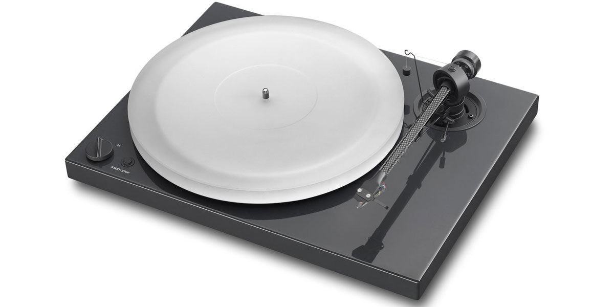 Pro-ject 1 Xpression III Comfort OM10 Gris anthracite