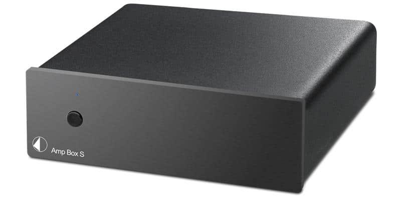 Pro-ject Amp Box S Noir