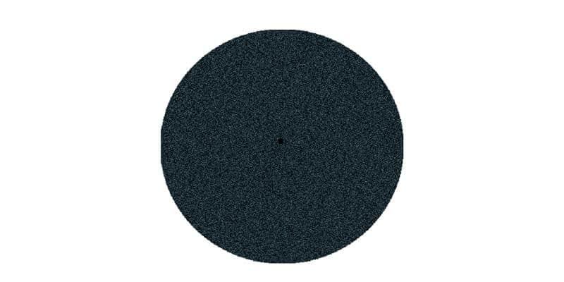 Pro-ject Feutrine noire 28 cm