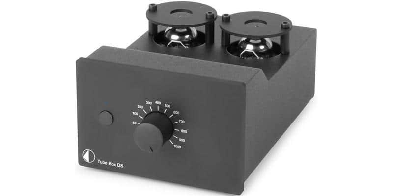 Pro-ject Tube Box DS Noir
