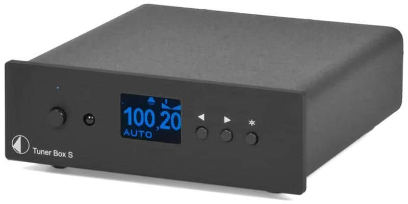 Pro-ject Tuner Box S Noir