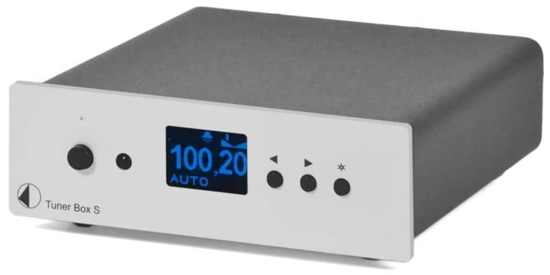 Pro-ject Tuner Box S Argent